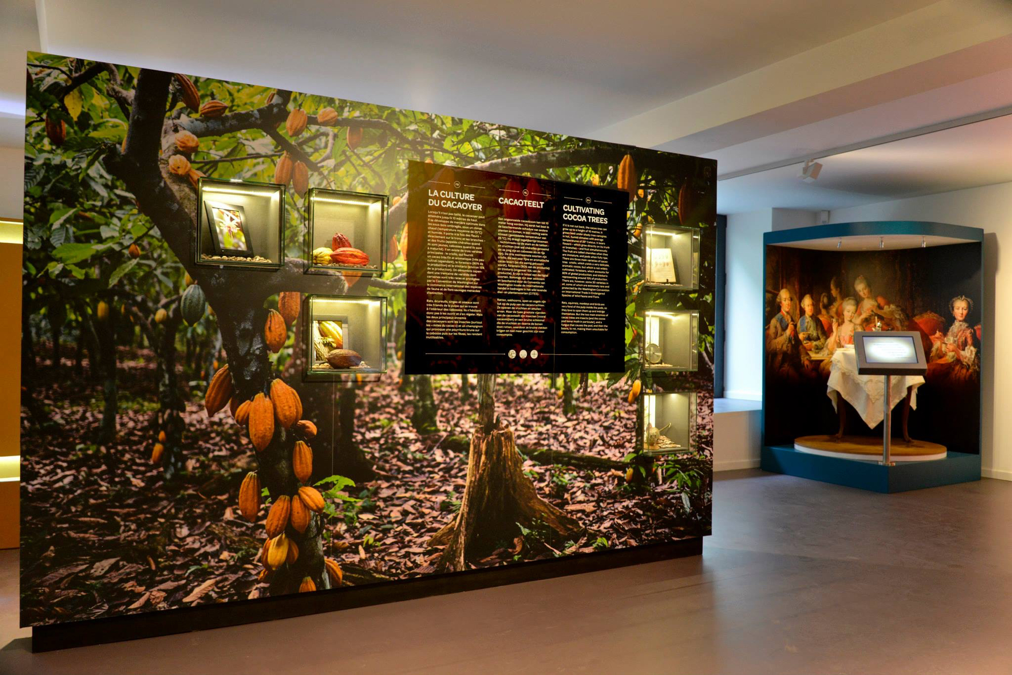 Belgian Chocolate Village Brussels Museums