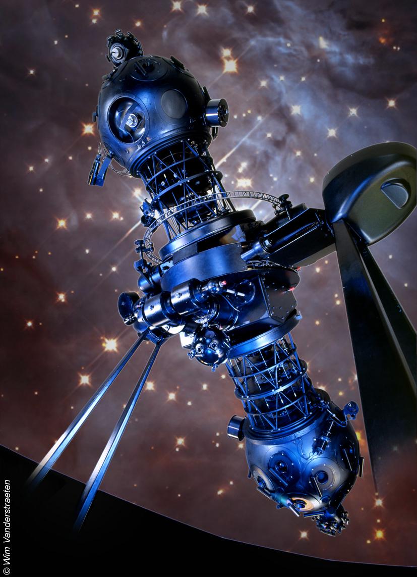 anniversaire planetarium bruxelles