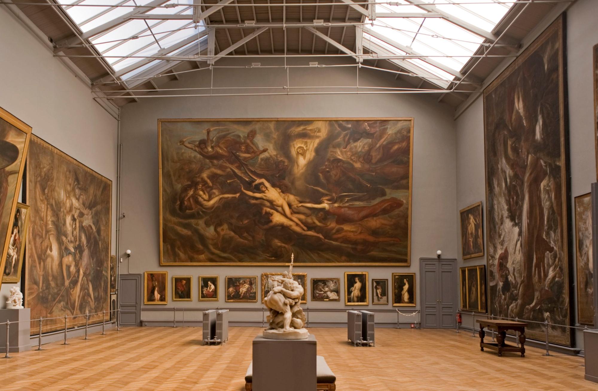 D Art Exhibition Jbr : Royal museums of fine arts belgium brussels