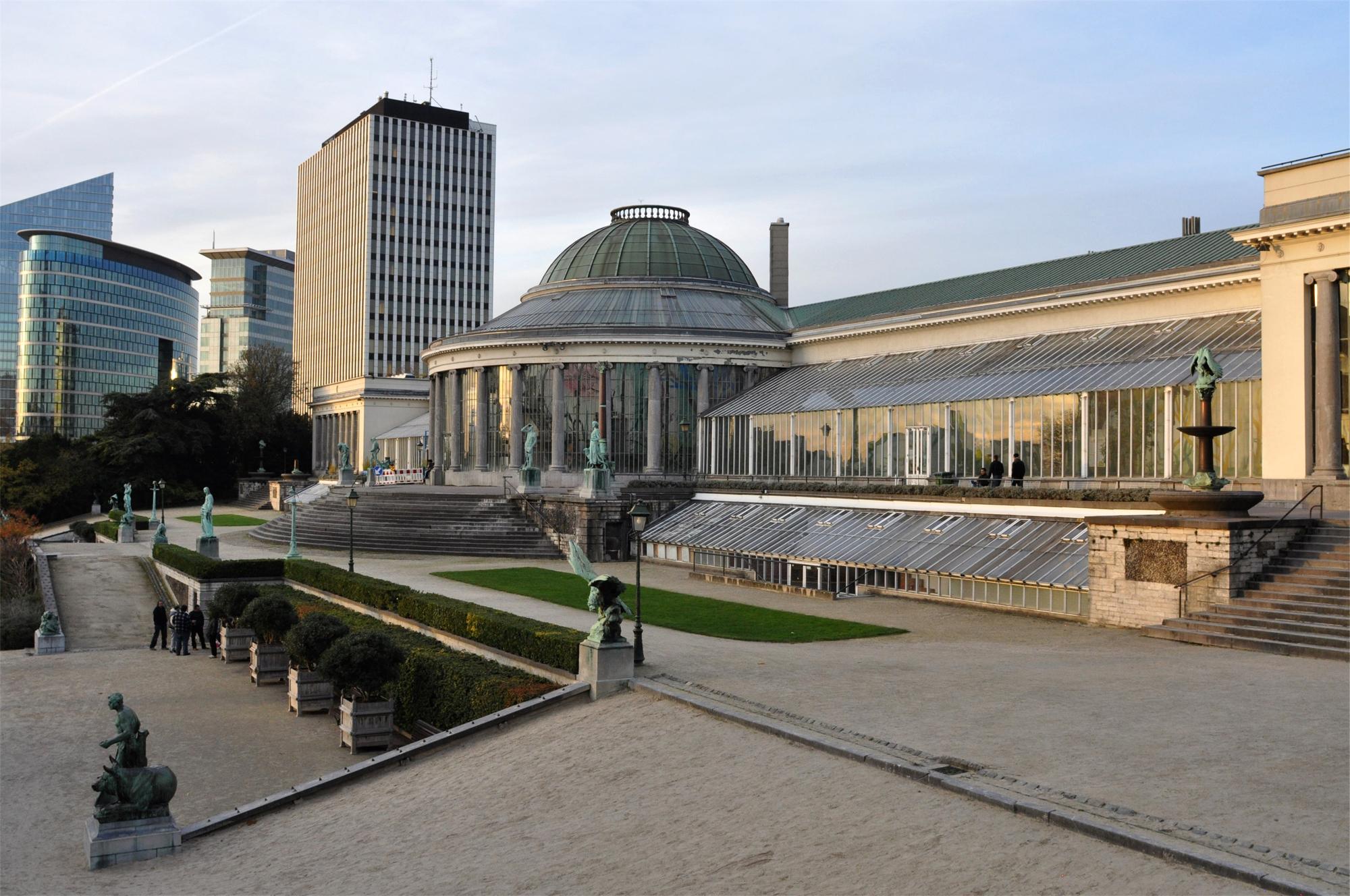 Botanique Brussels Museums